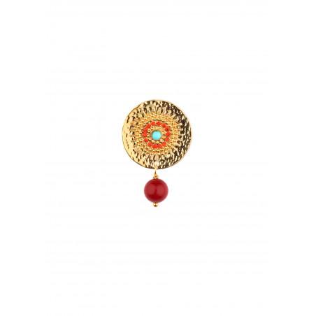 Satellite Cheyenne Multicolor Clips earrings
