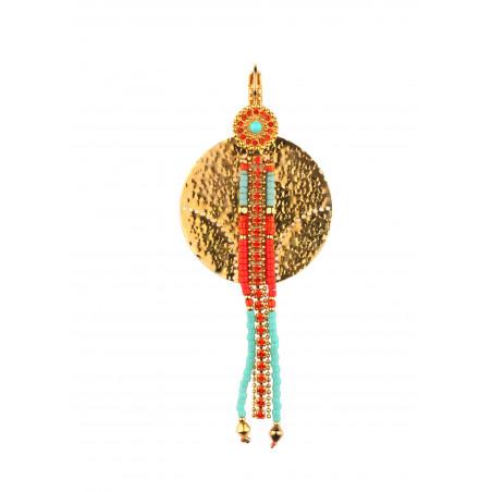 Satellite Cheyenne Multicolor Pierced earrings