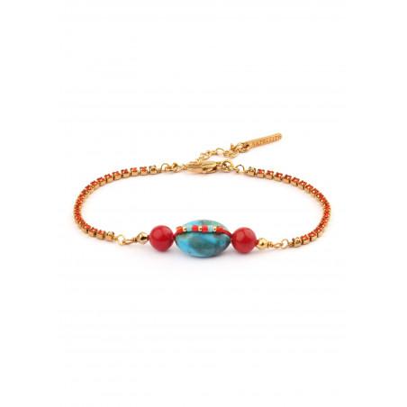 Satellite Cheyenne Multicolor Bracelet