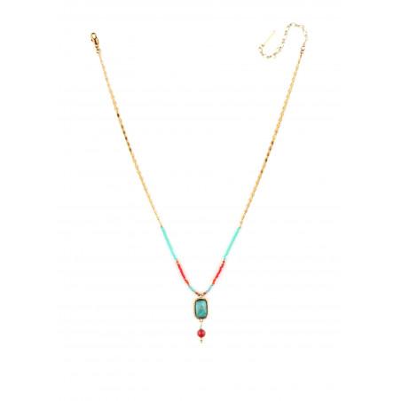 Satellite Cheyenne Multicolor Necklace27867