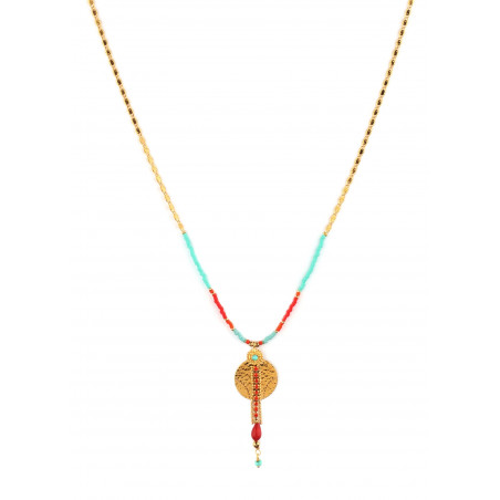 Satellite Cheyenne Multicolor Necklace
