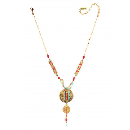 Satellite Cheyenne Multicolor Necklace27903