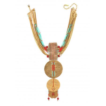 Satellite Cheyenne Multicolor Necklace27909