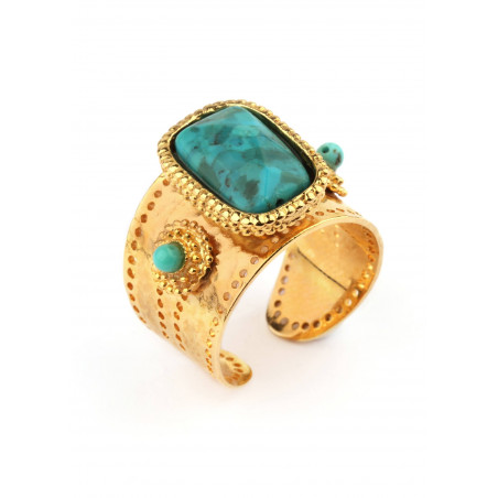 Satellite Cheyenne Multicolor Ring