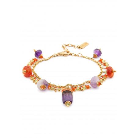 Bracelet Satellite Persane multicolore