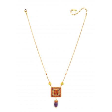 Satellite Persane Multicolor Necklace28601