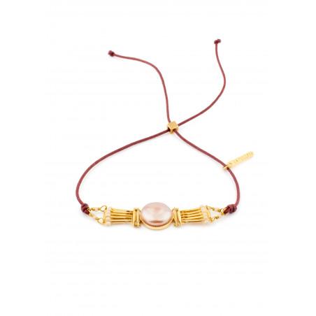 Bracelet Satellite River Princess blanc