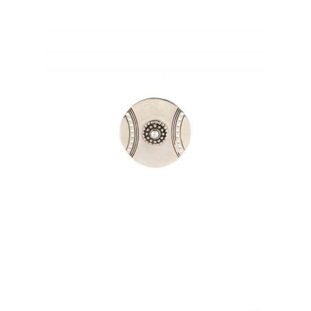 Boucles d'oreilles clips intemporelles | Argenté