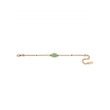 Bracelet tendance aventurine et lapis lazuli | Multicolore66463