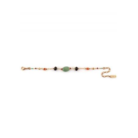 Bracelet féminin aventurine et lapis lazuli | Multicolore66469