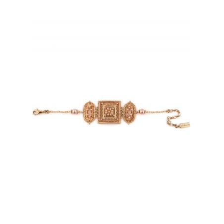 Bracelet élégant perle de rivière et perle du Japon | Nacré66484